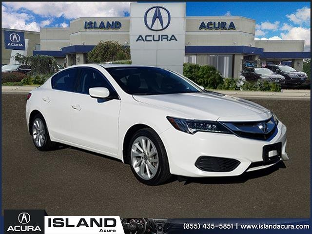 Certified Pre Owned 2016 Acura Ilx With Technology Plus Package