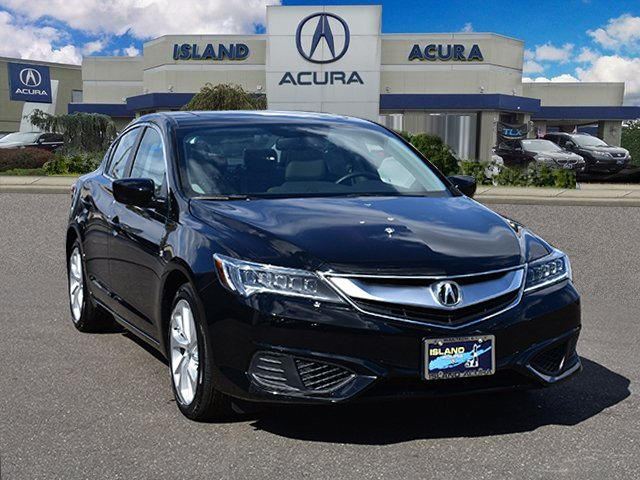 Certified Pre Owned 2017 Acura Ilx With Premium Package