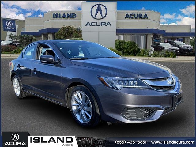 Certified Pre-Owned 2017 Acura ILX with Premium Package FWD 4dr Car