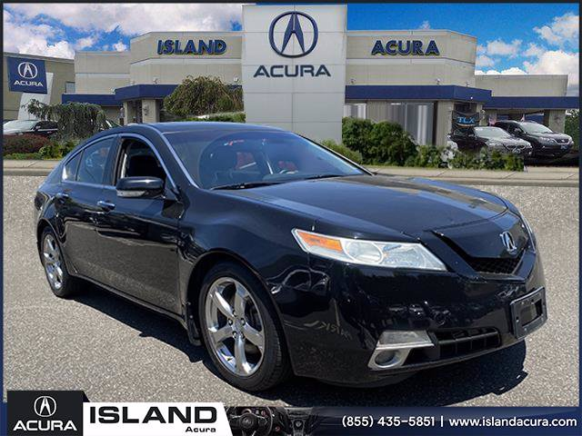 Pre-Owned 2010 Acura TL SH-AWD w/Navigation