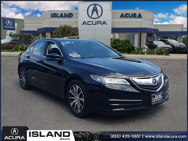 Acura Certified Pre-Owned >> Certified Pre Owned 2016 Acura Tlx 2 4 8 Dct P Aws 4dr Car In
