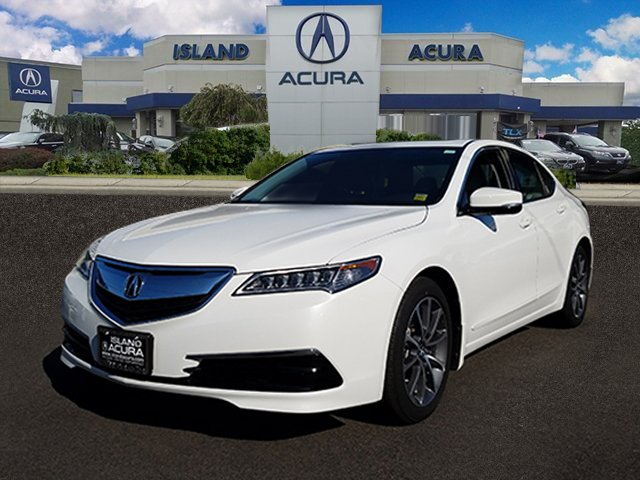 Certified Pre-Owned 2016 Acura TLX 3.5 V-6 9-AT P-AWS FWD 4dr Car