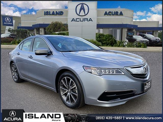 Certified Pre-Owned 2016 Acura TLX 3.5 V-6 9-AT P-AWS with Technology Package With Navigation