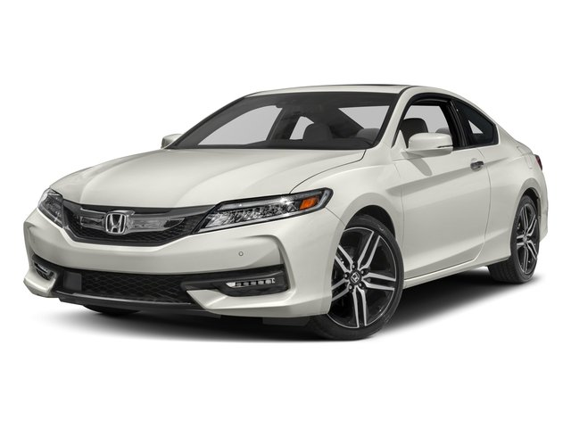 Pre-Owned 2017 Honda Accord Coupe Touring w/Navigation