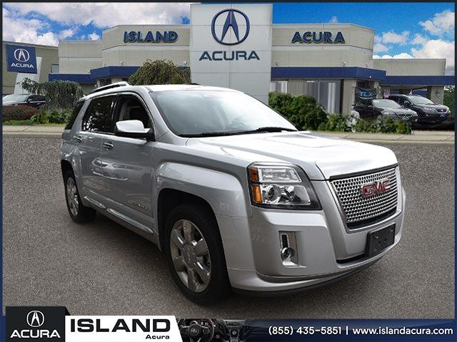 Pre-Owned 2015 GMC Terrain Denali w/Navigation With Navigation & AWD