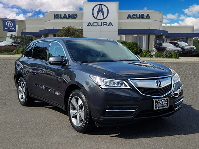 Certified PreOwned Acura MDX SHAWD Sport Utility In Wantagh - Acura mdx pre owned