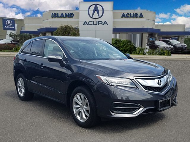 Certified Pre-Owned 2016 Acura RDX AWD Sport Utility