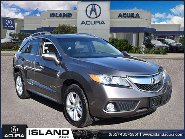 Pre-Owned 2013 Acura RDX Tech Pkg w/Navigation