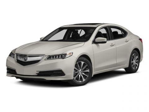 Pre-Owned 2015 Acura TLX Tech w/Navigation