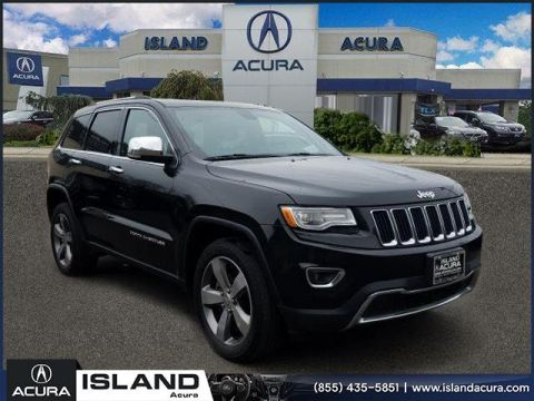 Pre-Owned 2015 Jeep Grand Cherokee Limited w/Navigation