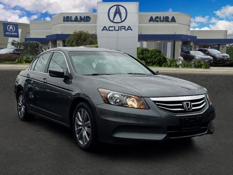 Pre-Owned 2012 Honda Accord Sdn EX