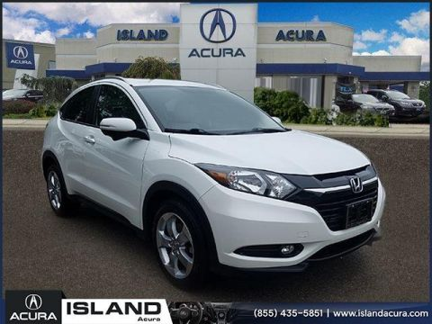 Pre-Owned 2016 Honda HR-V EX-L w/Navi w/Navigation