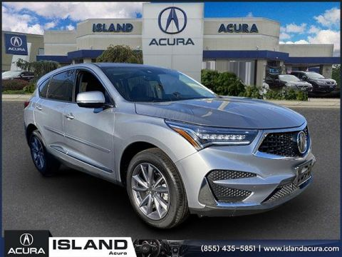 Pre-Owned 2019 Acura RDX w/Technology Pkg w/Navigation
