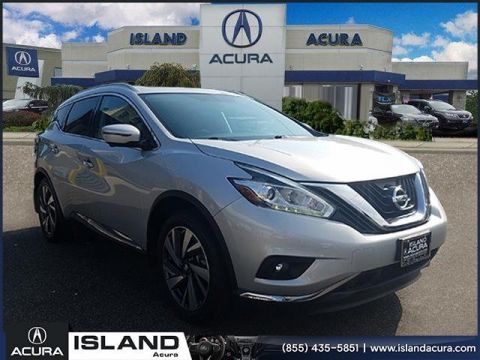 Pre-Owned 2016 Nissan Murano Platinum w/Navigation